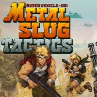 Okładka Metal Slug Tactics (Switch)