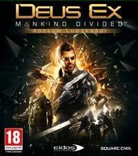 Game Box for Deus Ex: Mankind Divided (PC)