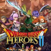 Game Box for Dragon Quest Heroes II (PC)