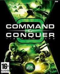 Okładka Command & Conquer 3: Tiberium Wars (PC)