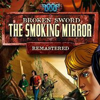 Game Box for Broken Sword: The Smoking Mirror - Remastered (iOS)