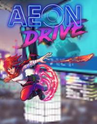 Aeon Drive (PC cover