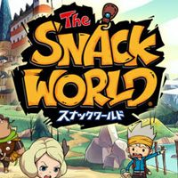 Game Box for The Snack World: Trejarers (3DS)