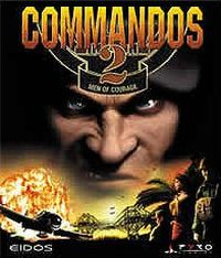 Game Box for Commandos 2: Men of Courage (PC)