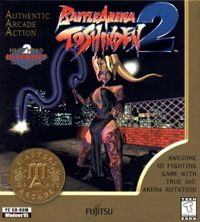 Battle Arena Toshinden 2 Pc Ps1 Gamepressure Com