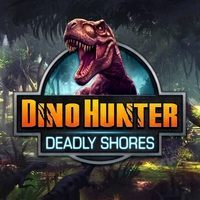 Game Box for Dino Hunter: Deadly Shores (WWW)