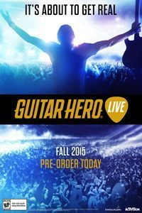 Game Box for Guitar Hero Live (PS3)