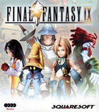 Game Box for Final Fantasy IX (PC)