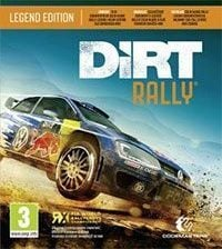 Game Box for DiRT Rally (PC)