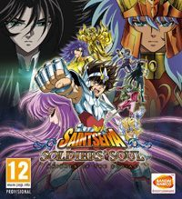 Okładka Saint Seiya: Soldiers' Soul (PC)