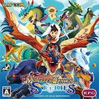 Okładka Monster Hunter Stories (AND)