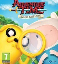 Game Box for Adventure Time: Finn and Jake Investigations (PS4)
