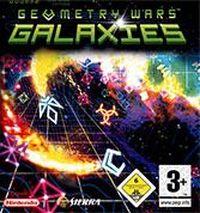 Okładka Geometry Wars: Galaxies (Wii)