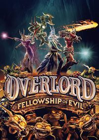 Okładka Overlord: Fellowship of Evil (PC)