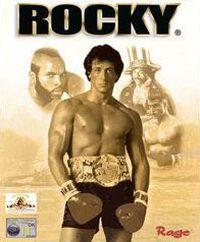 Okładka Rocky (GBA)