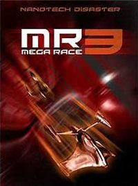 Game Box for MegaRace 3 (PS2)