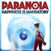 Okładka Paranoia: Happiness Is Mandatory (PS4)