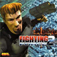 Okładka Fighting Force 2 (PSP)