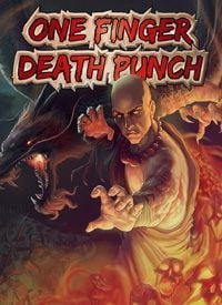 Game Box for One Finger Death Punch (PC)