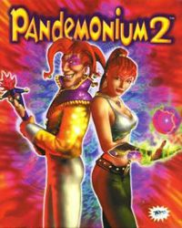 Game Box for Pandemonium 2 (PC)