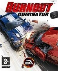 Okładka Burnout Dominator (PSP)
