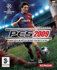 Okładka Winning Eleven: Pro Evolution Soccer 2009 (PC)