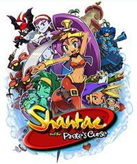 Shantae and the Pirate's Curse cover