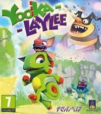 Game Box for Yooka-Laylee (PS4)
