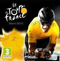 Okładka Pro Cycling Manager 2015: Tour de France (PC)