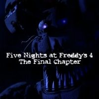 Game Box for Five Nights at Freddy's 4 (PS4)