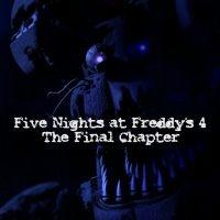 Okładka Five Nights at Freddy's 4 (PC)