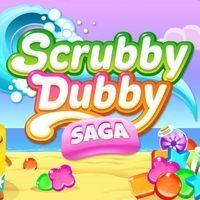 Okładka Scrubby Dubby Saga (iOS)