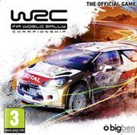Okładka WRC FIA World Rally Championship: The Official Game (3DS)