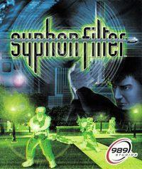 Okładka Syphon Filter (PS1)