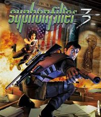Okładka Syphon Filter 3 (PS1)