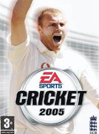 Game Box for Cricket 2005 (PC)