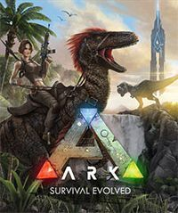 Game Box for ARK: Survival Evolved (PC)