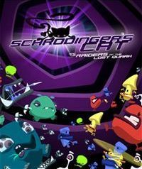Schrodinger's Cat and the Raiders of the Lost Quark (PS4 cover