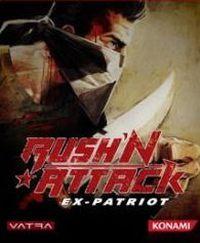 Okładka Rush'N Attack: Ex-Patriot (PS3)