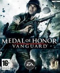 Okładka Medal of Honor: Vanguard (PS2)