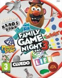 Game Box for Hasbro Family Game Night 3 (PS3)
