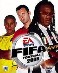 Okładka FIFA Football 2003 (PC)