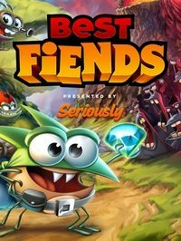 Okładka Best Fiends (iOS)