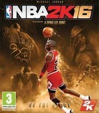 Okładka NBA 2K16 (PC)