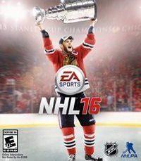 Okładka NHL 16 (XONE)
