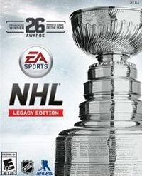 Okładka NHL Legacy Edition (PS3)