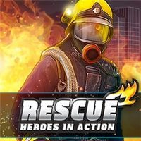 Game Box for Rescue: Heroes in Action (PC)