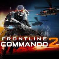 Okładka Frontline Commando 2 (AND)
