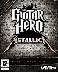 Okładka Guitar Hero: Metallica (X360)