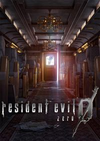 Game Box for Resident Evil 0 HD (PC)